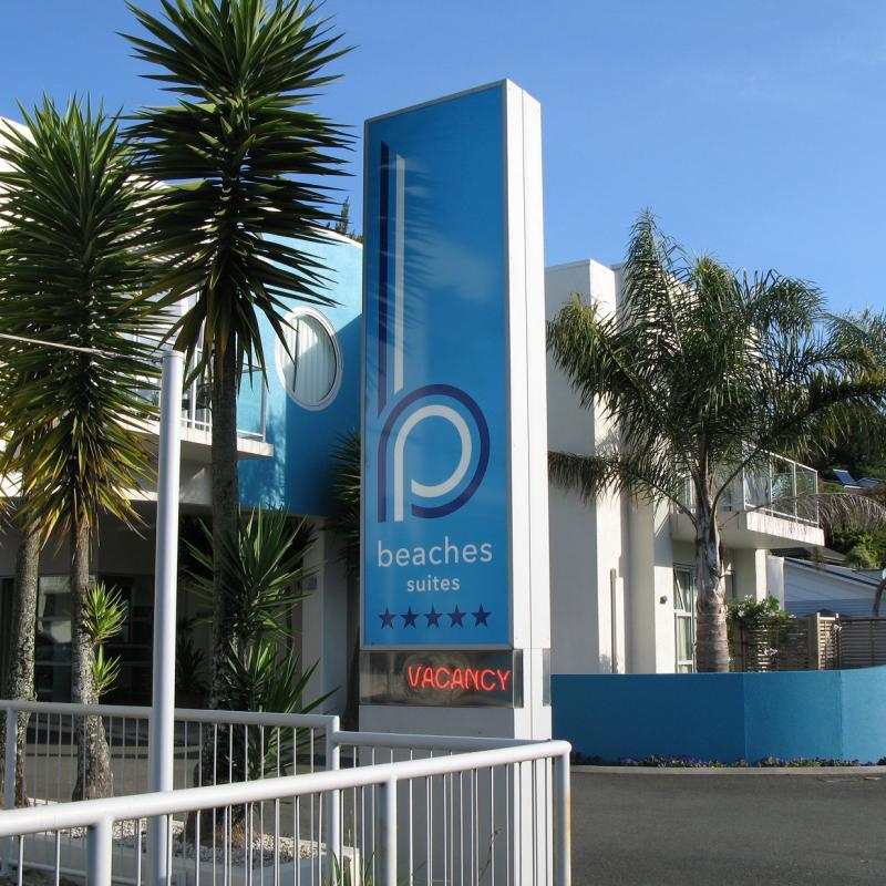 Stay 2 Nights, Second Night Half Price - Beaches Suites