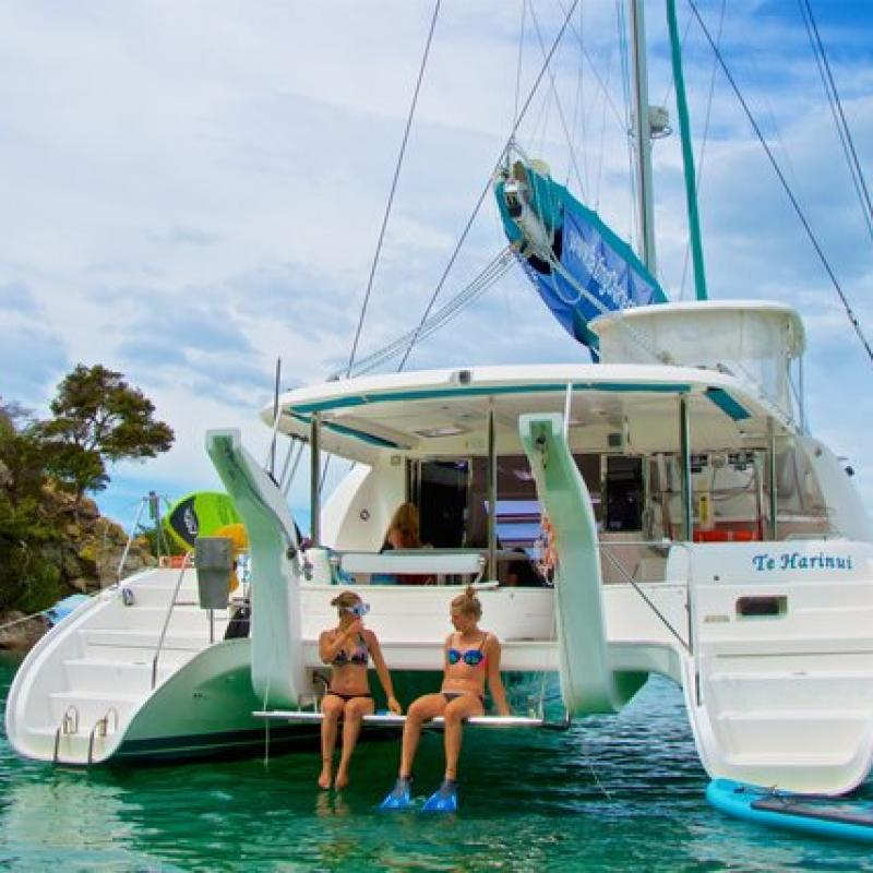 Save 25% on a multi-day sailing holiday package