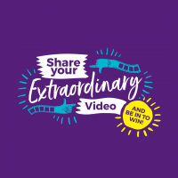 Share Your Extraordinary Video Competition